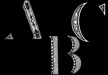 TenStickers. Klassieke ABC sticker. Muursticker van de 3 eerste letters van het alfabet, het ABC! Normaal zijn ze op een kleurrijke en kinderlijke manier gemaakt maar u niet!