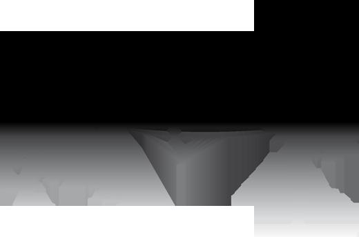 TenStickers. Sticker decorativo skyline con riflesso. Fotomurale raffigurante la skyline di una città e il riflesso della stessa sull'acqua. Immagine di grande effetto per decorare il tuo soggiorno.