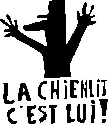 TenVinilo. Vinilo decorativo la chienlit. Famosa pintura mural ahora en adhesivo de la revolución popular de mayo del 1968 en Francia.