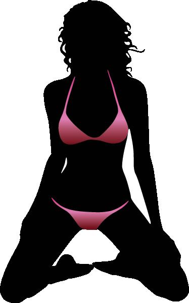TenStickers. эротическое белье сексуальное стикер. украсьте свою спальню этой эротической наклейкой на стену сексуальной женщины в нижнем белье в эротической позе.