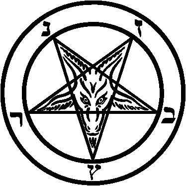 Symbole Satanique Tahitian Adventure