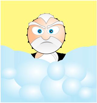 TenStickers. Gott Laptop Aufkleber. Wenn Sie auf der Suche nach einer neuen Laptop Gestaltung sind, dann ist dieser Aufkleber mit Gott ideal für Ihr Laptop, iPad, Notebook oder MacBook.