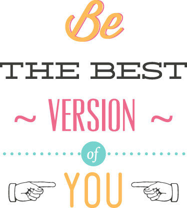 "TenStickers. Best You Wall Sticker. Wall Stickers - Motivational - ""Be the best version of you"" original text design. Fill your space with positivity and encouragement."