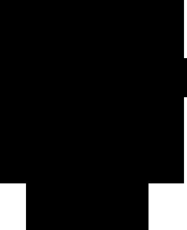 TenStickers. 백부장 프로필 스티커. 고대 제국 로마 군인의 단색으로 도상 표현 된 스티커.