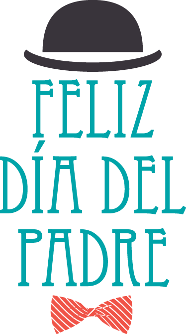 TenVinilo. Vinilo decorativo feliz día del padre. Original adhesivo con el que podrás celebrar el 19 de marzo de una manera especial.