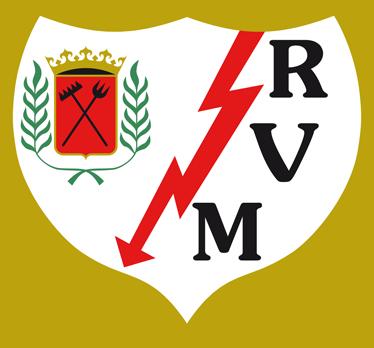 TenVinilo. Vinilo decorativo escudo Rayo Vallecano. Adhesivo decorativo del Rayo Vallecano, de múltiples medidas para que los hinchas puedan personalizar su hogar o negocio.