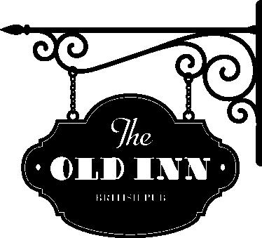 TENSTICKERS. 古い宿屋のステッカー. これで、この伝統的なスタイルのステッカーを使用して、独自のバーやレストランを古典的な英国のパブに変えることができます。