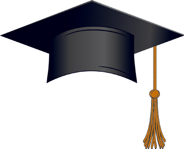 TenStickers. Graduation Hat Wall Sticker. Graduation cap sticker to place on your wall to show off your hard work and achievements from your time spent at university.