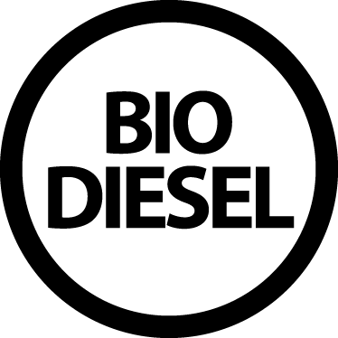 TenStickers. Biodiesel Car Sticker. A great car decal illustrating the logo for 'biodiesel' to decorate your vehicle! Perfect to remind yourself which fuel you need!