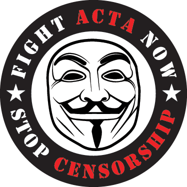 TenStickers. Sticker pc portable stop censorship. Un stickers pour décorer son ordinateur portable et montrer son rejet de la censure sur les médias digitaux.