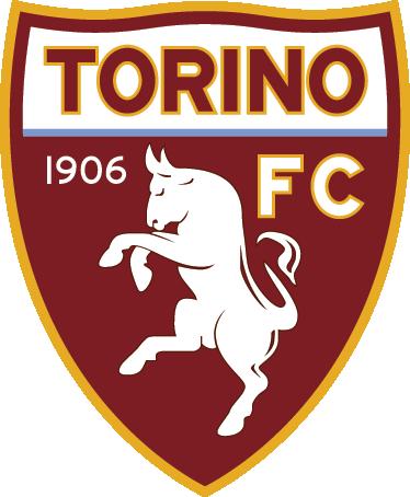 TenStickers. Stencil muro logo Torino FC. Sticker con lo stemma rappresentante il team del Torino Fc. Disponibile in diverse dimensioni anche personalizzabili.  Facile da applicare.