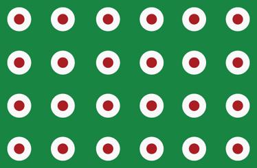 TenStickers. Autocolantes decorativos círculos concêntricos. Um conjunto de 24 Autocolantes decorativos ilustrando círculos concêntricos modernos, perfeitos para criar uma atmosfera elegante.