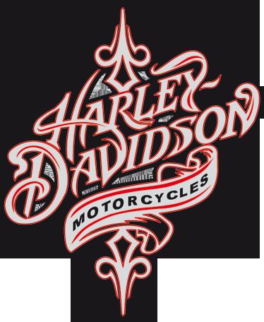 TenStickers. Sticker logo Harley Davidson motorcycles. Deze sticker omtrent een logo van Harley Davidson Motorcycles. Prachtig voor grote fans van Harley Davidson!