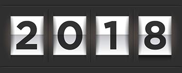 TenVinilo. Vinilo decorativo letrero año nuevo. Sticker adhesivo ideal para celebrar y anunciar la llegada del próximo año.
