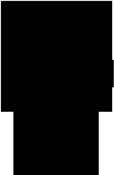 TenStickers. The Mentalist Sticker. Wandaufkleber von der TV Serie The Mentalist. Dekorationsidee für das Wohnzimmer jeden Fans.