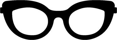 TenStickers. Sticker man apple lunettes femme. Personnalisez votre MacBook avec ces originales lunettes rose fuchsia sur sticker conçu pour Apple.