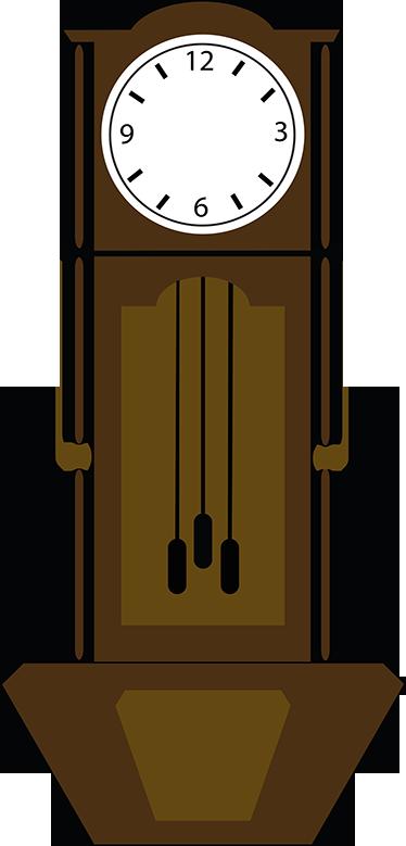 TENSTICKERS. クラシック壁時計ステッカー. 壁掛け時計-古典的なオリジナルの時計のイラストデザイン。シンプルで個性的で、家を飾るのに最適です。どんな部屋にもぴったり