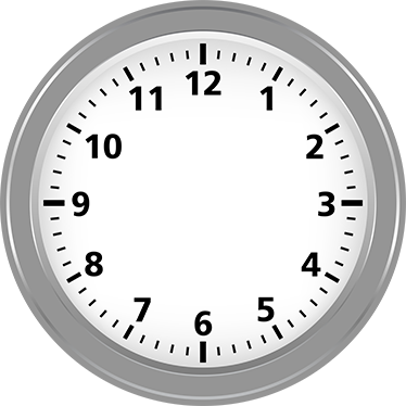 TenStickers. Lounge Clock Sticker. Wall Clocks - Modern design. Simple and distinctive, ideal for decorating your home. Perfect for any room in your own home