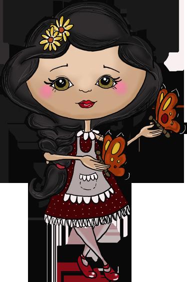 TenStickers. Sticker enfant fille papillons. Décorez la chambre de votre enfant de manière originale avec cette petite fille aux papillons imaginée par l'artiste Apatino Art pour tenstickers.fr.