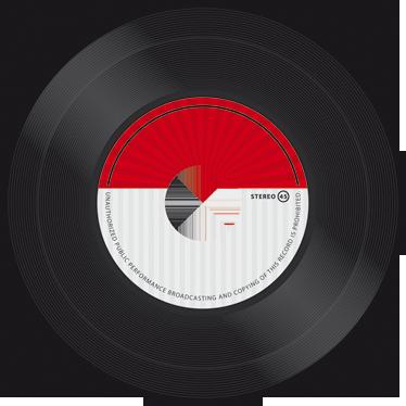 TenStickers. 벽 비닐 시계 스티커. 비닐 레코드 디자인. 단순하고 독특하며 음악 애호가에게 이상적입니다. 당신이 시계 메커니즘을 원한다면 우리는 또한 이것들을 구입할 수 있습니다!