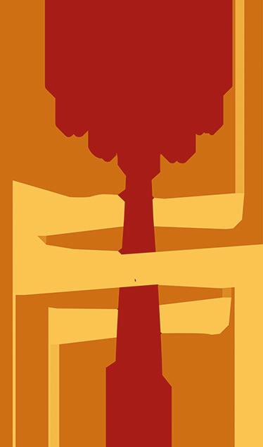 TenStickers. Autocolant de ceas cu furculiță și linguriță. Ceasuri de perete - design abstract, inclusiv o lingură și furculiță. Original și distinctiv, ideal pentru decorarea bucătăriei de casă sau pentru afacerea ta.