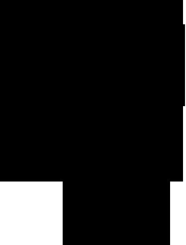 TENSTICKERS. 竹低木モノクロデカール. アジアの竹林に触発されたオリエンタルスタイルで部屋を飾るのに最適なエレガントな竹の壁のステッカーデザイン。