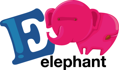 TenStickers. E for Elephant Wall Sticker. E for elephant alphabet wall sticker! This creative design from our range of educational wall stickers is perfect for the little ones at home.