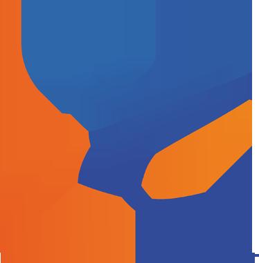 TenStickers. Sticker logo sporten. Een leuke muursticker met het silhouet van een sportende persoon. Prachtige wanddecoratie voor uw winkel, sportzaal of woning. +10.000 tevreden klanten.