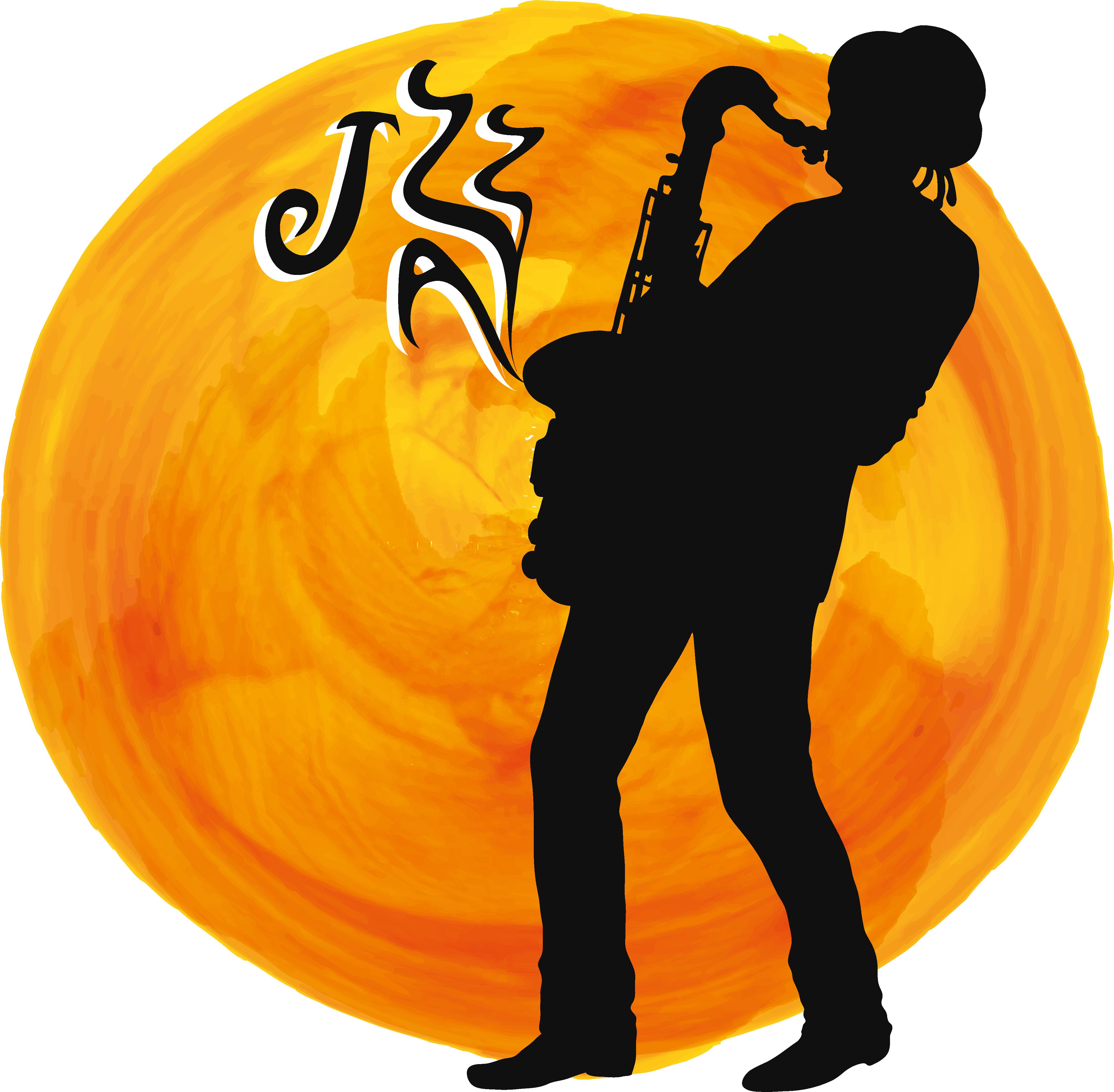 TenStickers. Autocollant mural saxophoniste jazz. Stickers mural illustrant un saxophoniste.Sélectionnez les dimensions et la couleur de votre choix.Idée déco originale et simple pour votre intérieur.