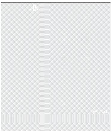 TenVinilo. Vinilo para PS4 acolchado. Dale un toque tridimensional a tu videoconsola con uno de nuestros vinilos adhesivos en los que recrearás una superficie acolchada blanca. Una pegatina para PS4 resultona y original con la que personalizar y distinguir tu Play del resto.