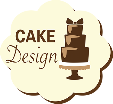 "TenStickers. Cake Design Decal. Cake -""Cake Design"" sign. An ideal feature great for your kitchen or business. Available in various sizes."