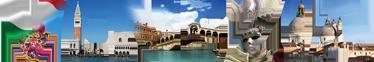TenVinilo. Vinilo decorativo texto mural Venezia. Vinilos originales para todos aquellos amantes de la ciudad de los canales: Venecia.
