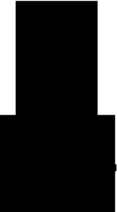 TenStickers. Windsurfen Muursticker. Decoratieve muursticker die het silhouet van een windsurfer illustreert, geschikt voor de woonkamer of andere ruimte in huis. Eenvoudig aan te brengen.