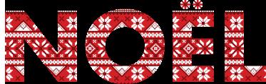 """TenStickers. Sticker noel texte. Sticker texte """"Noël"""" idéal pour décorer votre intérieur lors des vacances et pour célébrer les fêtes de fin d'année."""