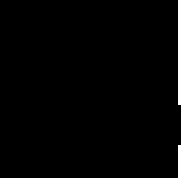 """TenStickers. Vinil decorativo caractere chinês """"sorte"""". Vinil decorativo com caractere chinês que significa """"sorte"""". Adesivo de parede para decoração de interioresd ou até para motos e carros."""