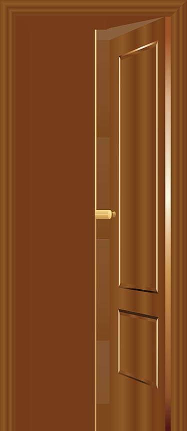 TenStickers. 3D Aufkleber Falsche Tür. Ein tolles Wandtattoo Tür - Simulieren Sie eine Tür mit diesem spektakulärem Aufkleber in Ihrem Wohnzimmer. Online-Kauf + Garantie