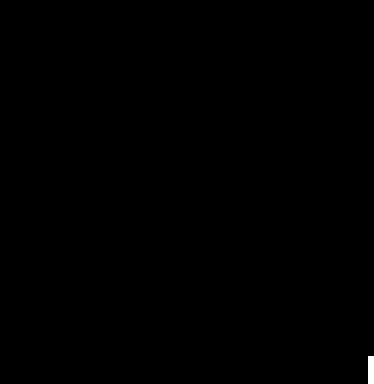 TenVinilo. Vinilo decorativo sintetización tortuga. Vinilo decorativo de la abstracción de una tortuga maorí para decorar las paredes de tu hogar con esta ilustración que podría ser perfectamente un tatuaje.
