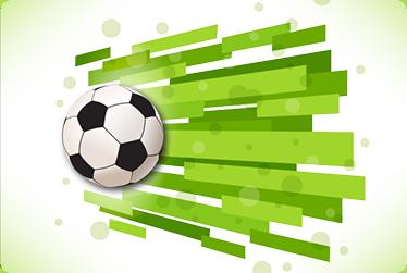 TenStickers. Sticker ordinateur portable foot. Sticker pour PC portables pour tous ceux qui sont passionnés de football et qui veulent le montrer !
