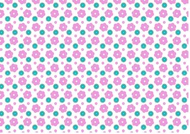 TenStickers. Blumen Laptop Aufkleber. Ein total dekorativer floraler Sticker für Ihr Notebook mit einem pinken Blumen Muster, das individuell und schön ist. Mehr als 50 Farben