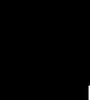 vinil decorativo silhueta lobo tenstickers