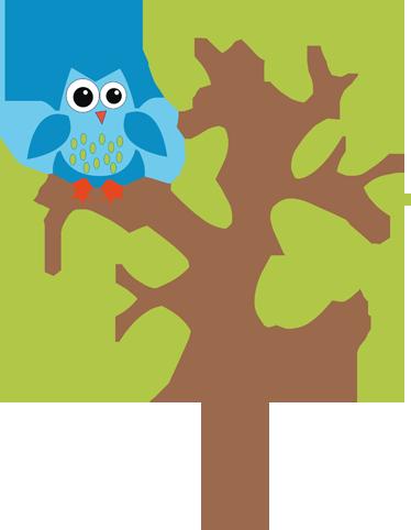 TenStickers. Modra sova na drevesu otroka nalepka. Modra sova na drevesu je ena od naših fantastičnih modelov iz naše kolekcije sokov na steno za otroške sobe in igralnice. Ne boste našli kakšne boljše visoke kakovosti vinilne nalepke design kjerkoli drugje po tako nizki ceni!