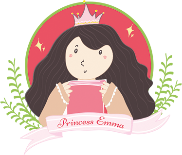 TenStickers. Personalised Princess Wall Decal. A children's wall sticker with an illustration of a beautiful princess. Choose any name to customise this decal to make it more personal to you.