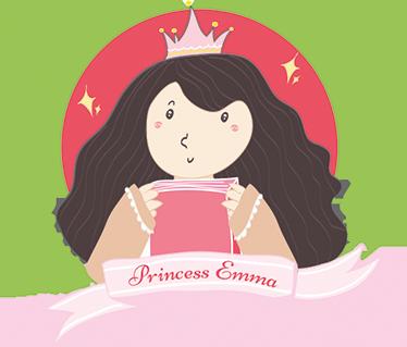 TENSTICKERS. パーソナライズされたプリンセス壁デカール. 美しいお姫様のイラストが描かれた子供用壁ステッカー。このデカールをカスタマイズして任意の名前を選択すると、より個人的なものになります。