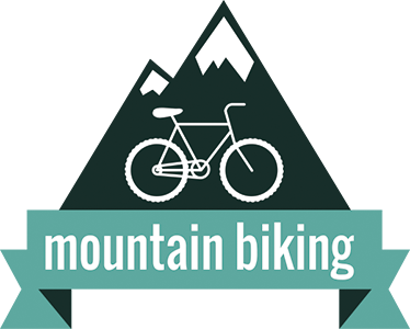 TenStickers. Mountain Biking Sticker. Do you love the thrill of cycling at full speed down a mountain? Then you are sure to love this great mountain biking sticker!