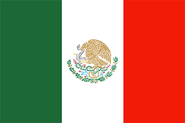 TenStickers. Mexican National Flag Sticker. If you love or have a personal connection to the country of Mexico, this is the perfect sticker to show visitors to your home!