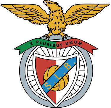 TenStickers. Vinil decorativo clube Sport Lisboa e Benfica. Vinil decorativo de um dos clubes de futebol mais famosos de Portugal. Adesivo de parede dos encarnados Sport Lisboa e Benfica.