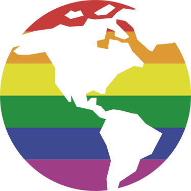 Image result for gay world globe