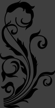 TENSTICKERS. 花の要素の壁のステッカー. ウォールステッカー-装飾用の花のデザインで、どの部屋でも心地よくバランスの取れた構図を作ります。