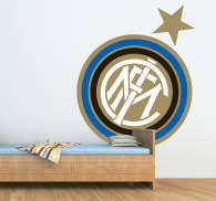 Sticker sport décoratif Inter Milan