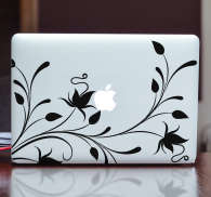 Laptopsticker Plant Ornament